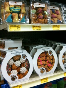 dog treats fancy expensive canine cookies pet store